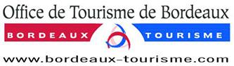 Logo de l'office de tourisme de Bordeaux