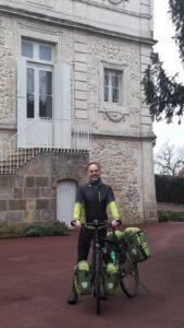 Trip en vélo Pays bas Séville